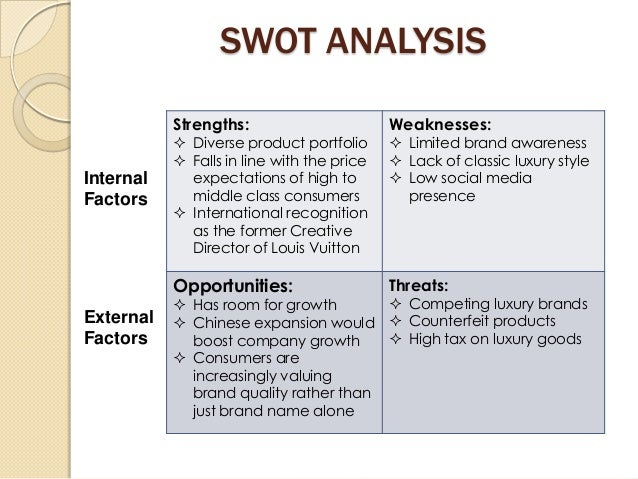swot analysis of chinese luxury cars