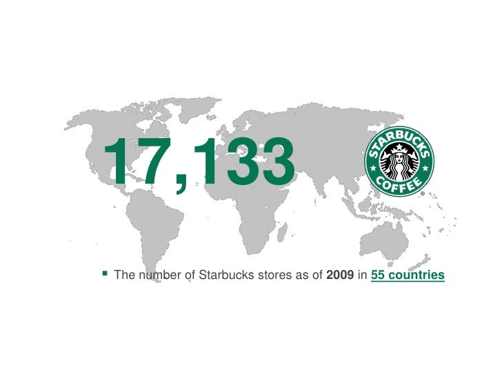 starbucks globalisation