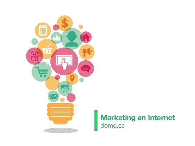 Marketing en Internet domo.ec