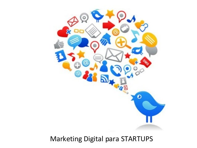 Marketing Digital para STARTUPS