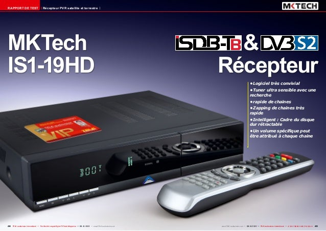 48 49TELE-audiovision International — The World's Largest Digital TV Trade Magazine — 09-10/2013 — www.TELE-audiovision.co...