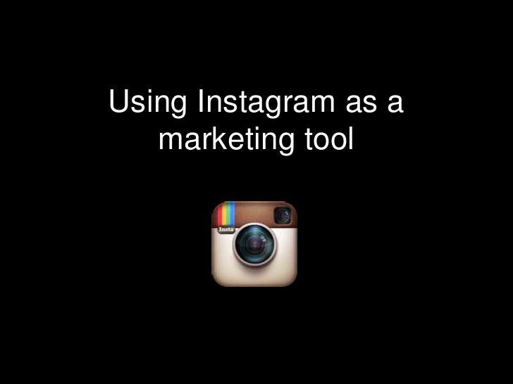 Mktg406 instagram