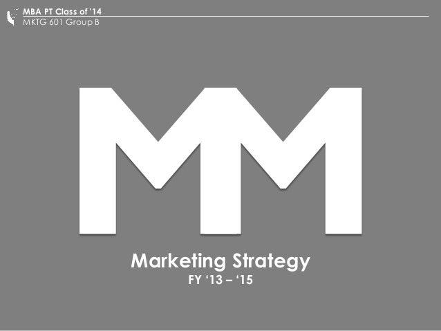 minnesota micromotors marketing strategy