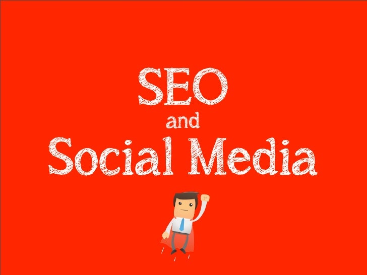 SEO     andSocial Media