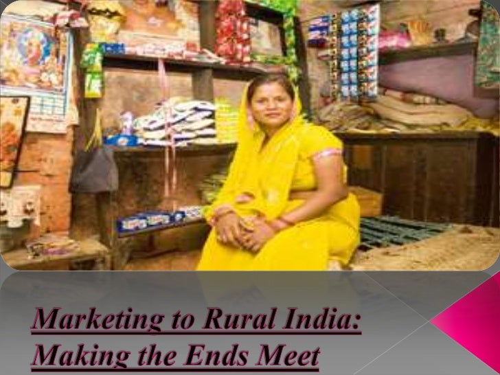  Rural India is potentially the largest segment of the  Indian market. Executives have long recognized that to build rea...