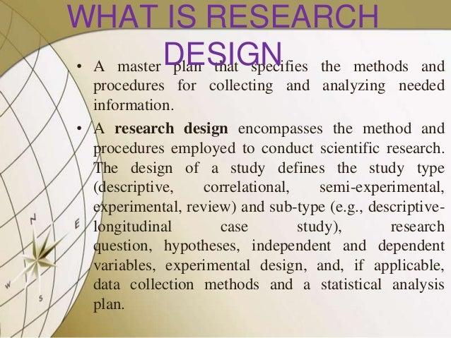 exploratory research design definition