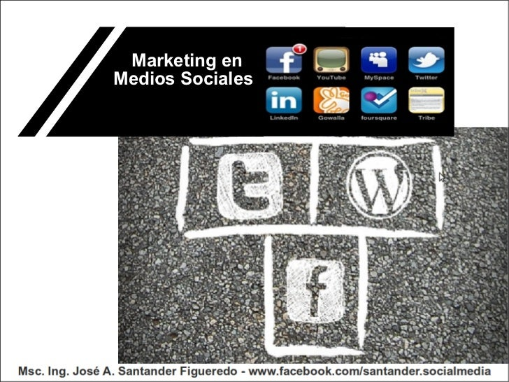Marketing enMedios Sociales