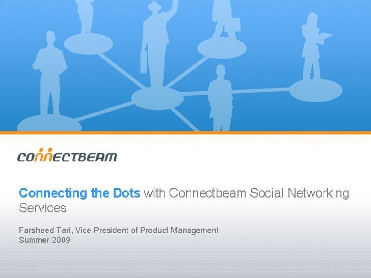 Connecting the Dots with Conectbeam Social Networking Services