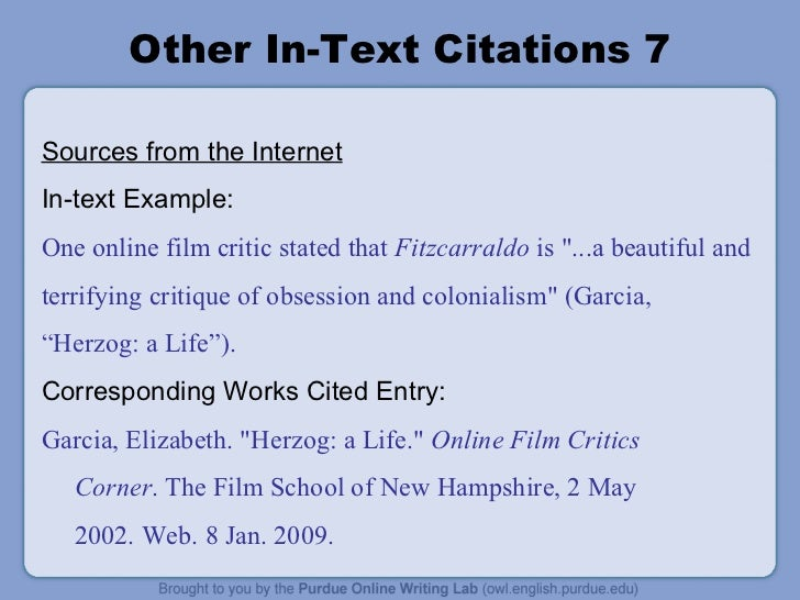 How to cite an essay in an anthology mla