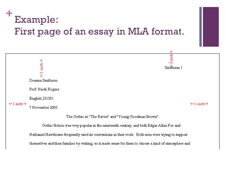 mla title page th grade mla style paper essay title page in mla