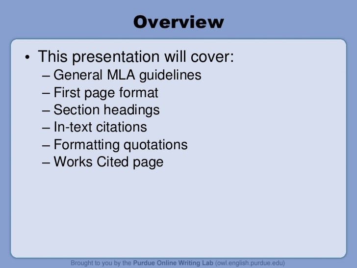 Help me writing a report structure ppt