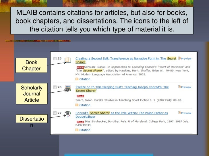 dissertation abstract database