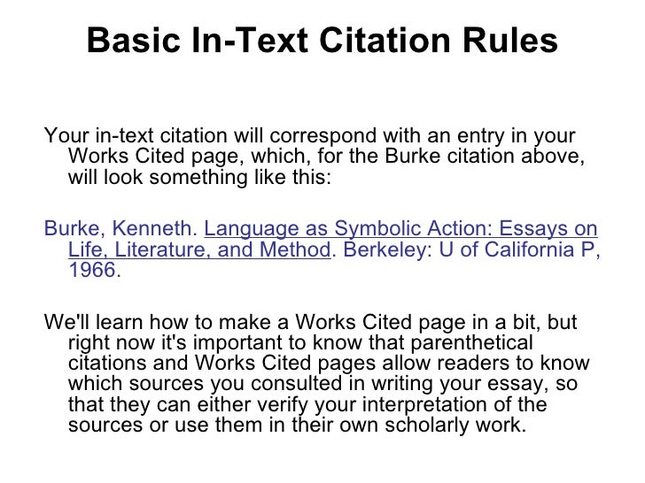 Write my examples of essays written in mla format