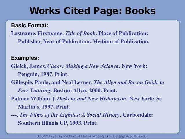 mla style citation machine