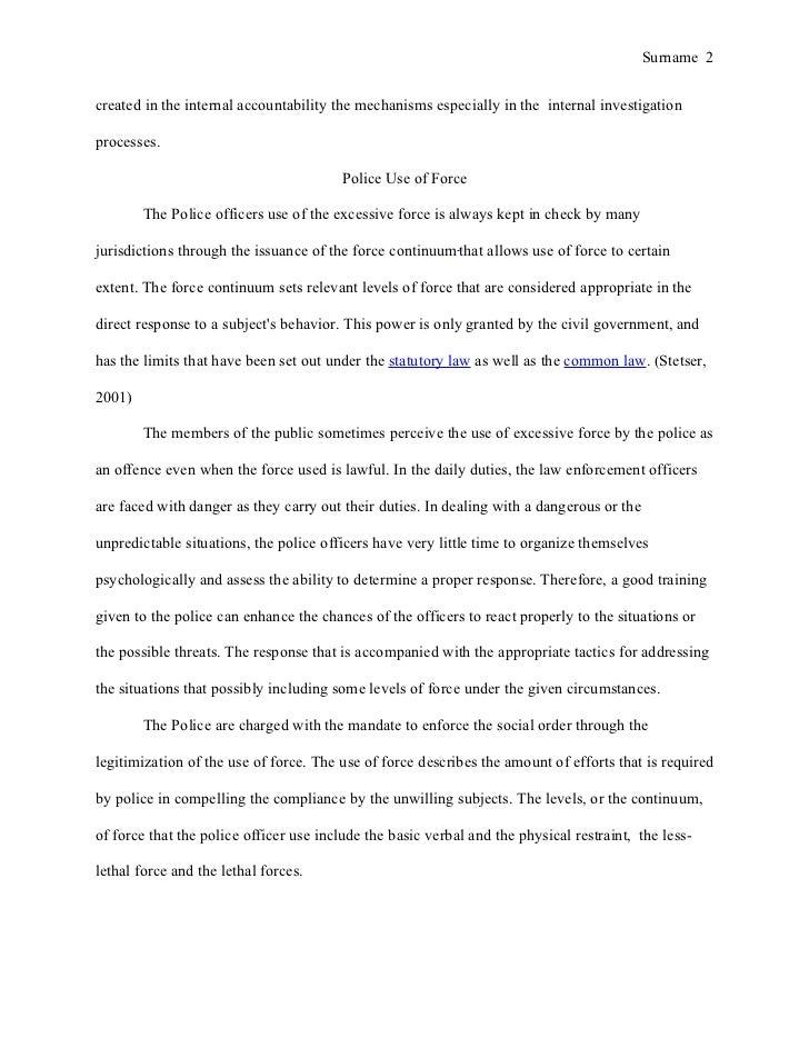 Study Abroad Application Example Essay