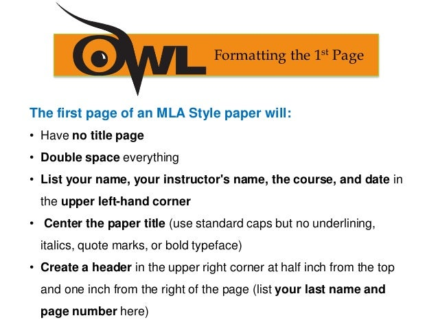 cited format Modern language association (mla) format and documentation formatting your paper (including long quotes and the citations on the works cited page.
