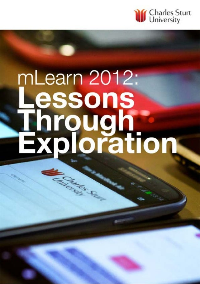 mLearn Project 2012 Full Report