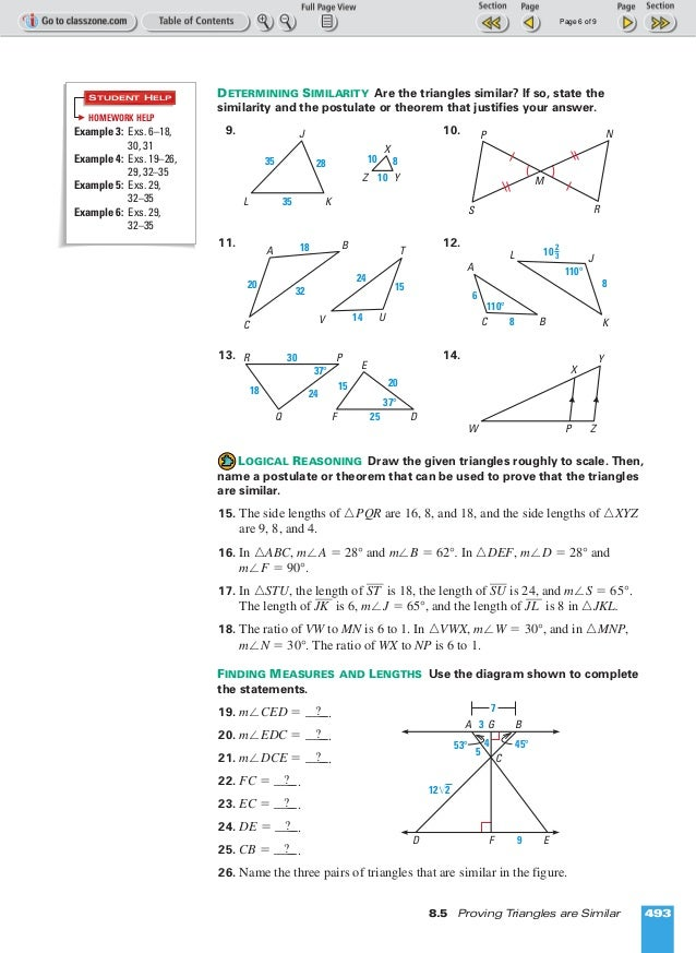 Proving Congruent Triangles Worksheet With Answers 3086938