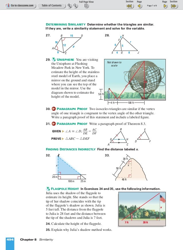 Printables Proving Triangles Similar Worksheet 7 3 proving triangles similar worksheet answers ixl math ml geometry 8 5 are triangles