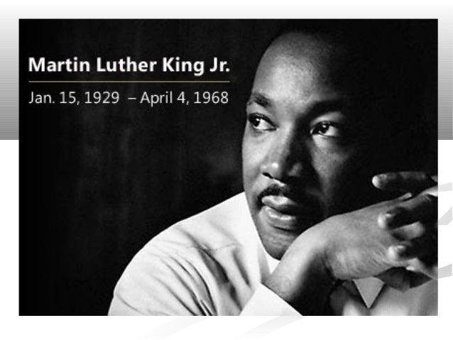 Who was MLK?       Civil Rights Leader Pastor / Minister Husband / Father Moral Leader