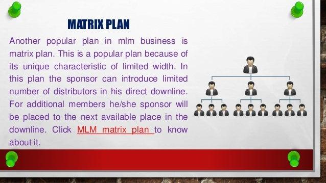 Popular business plan