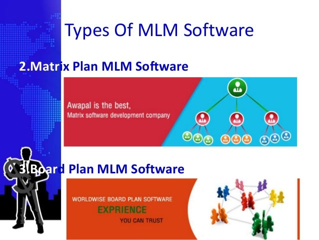 Binary tree software mlm