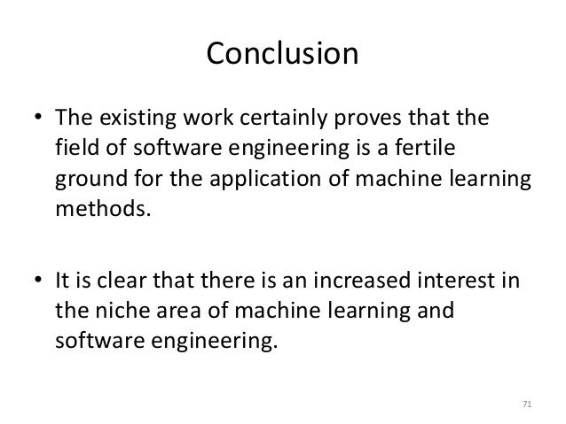 machine learning software engineer