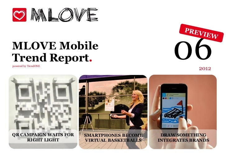 2012-06 MLOVE Mobile Trend Report Preview