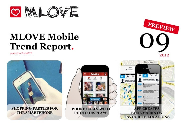 2012-09 MLOVE Mobile Trend Report Preview