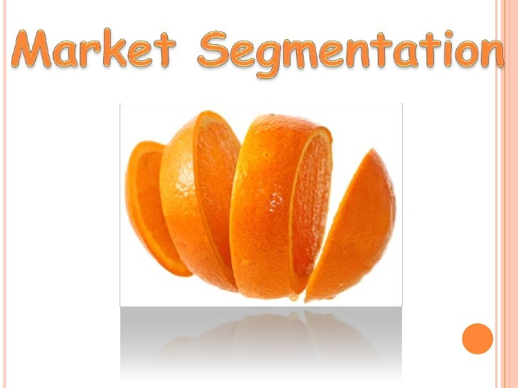 """What is Marketing Segmentation?"""" Market segmentation is the process of dividing a market into distinctsubgroup of consumer..."""
