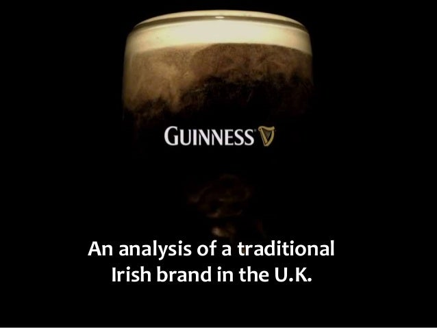 An analysis of a traditional Irish brand in the U.K.