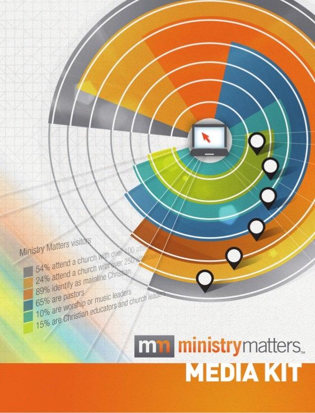 Ministry Matters Media Kit