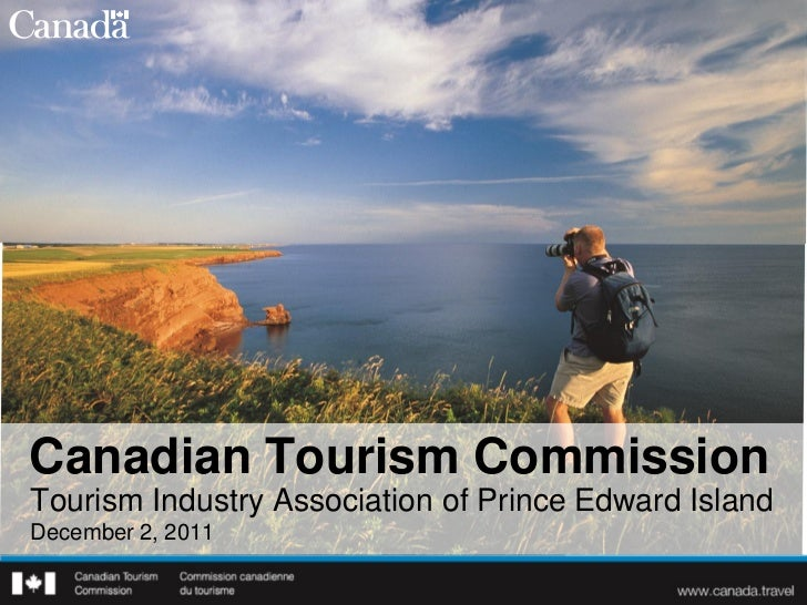 Michele McKenzie: Power of Tourism at the Tourism Industry Association of Prince Edward Island meeting