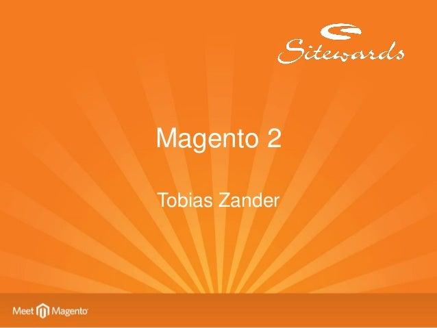 Magento 2 Tobias Zander