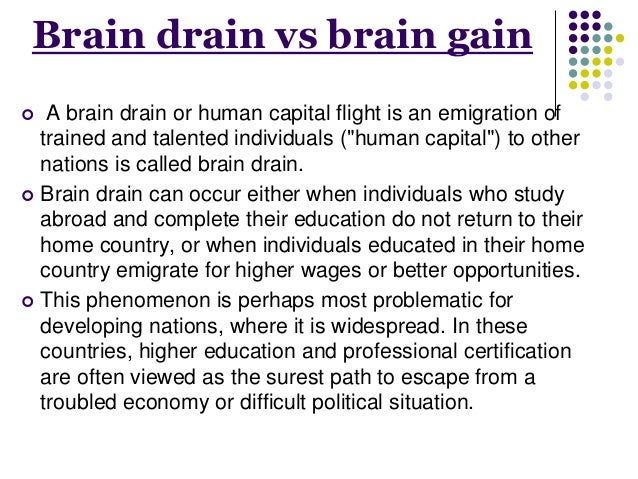 brain essay the brain essay a short essay on brain drain  the brain essay gxart orgthe brain drain essay essay topics brain drain