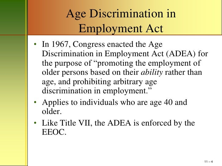 discrimination essay questions
