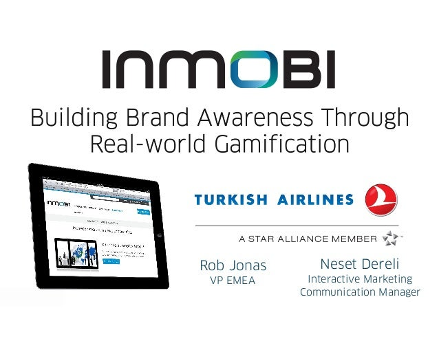Building Brand Awareness Through Real-world Gamification