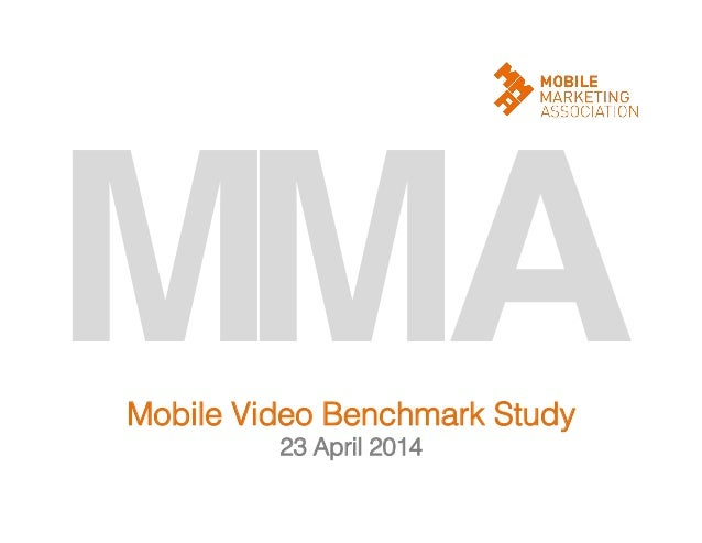 Mma video benchmarking-study-1-finals