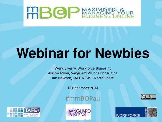 mmBOP Webinar for newbies 161213