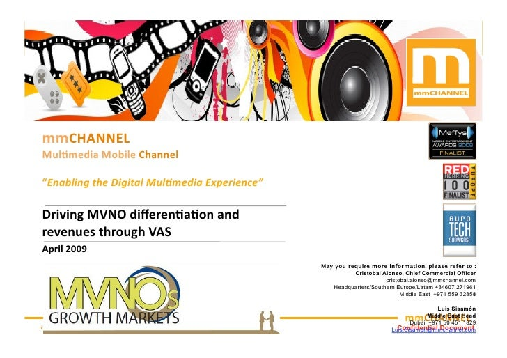 mmCHANNEL