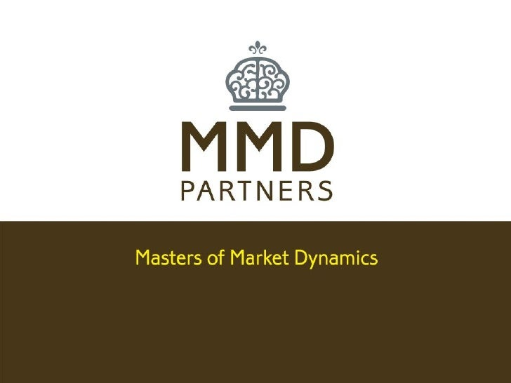 MMD Partners - Corporate Presentation