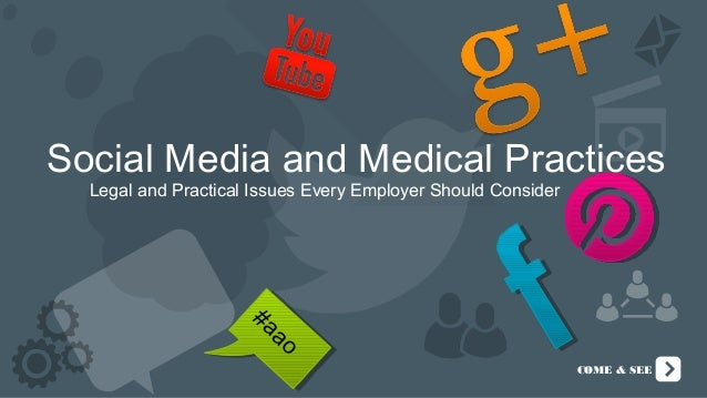 """#397:  Social Media and the Workplace:  Legal, Ethical and Practical Issues..."""""""