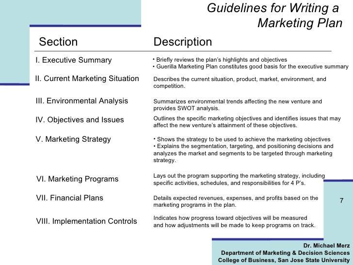 Marketing Strategy Research Proposal