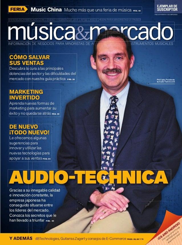 Musica & Mercado #50