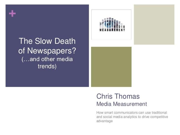 Mml media trends talk