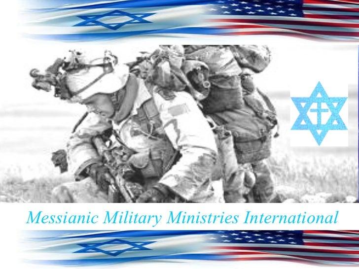 Messianic Military Ministries International