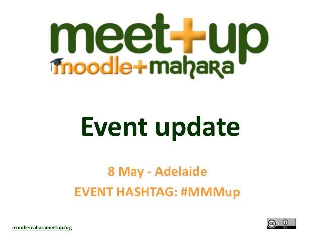 MoodleMahara Meetup Event Webinar PPT - 230413