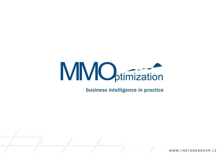 business intelligence in practice