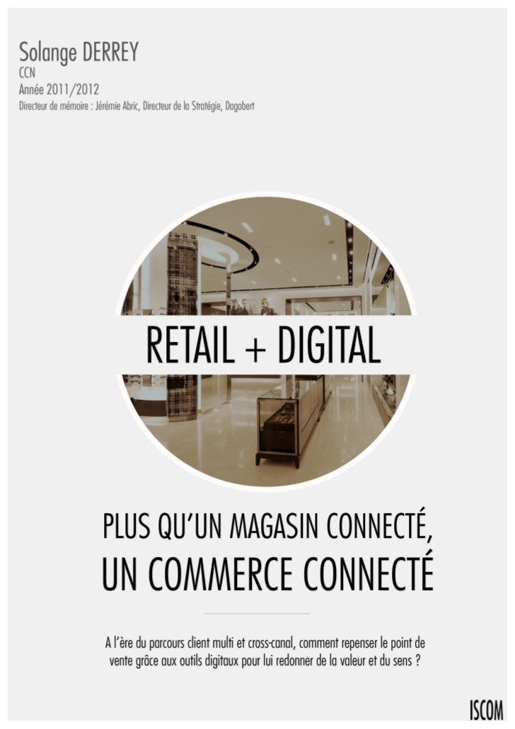 Le Commerce Connecté - Connected Commerce