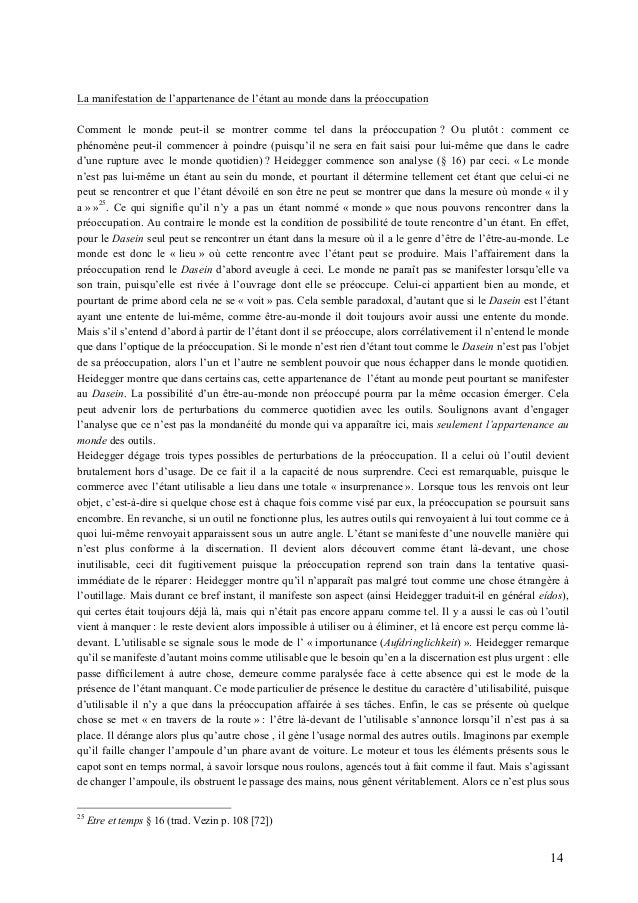 introduction dissertation philosophie science